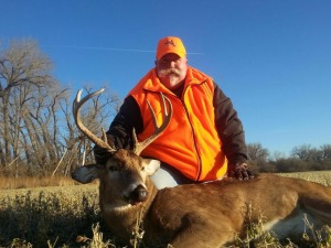 daddy's nebraska deer